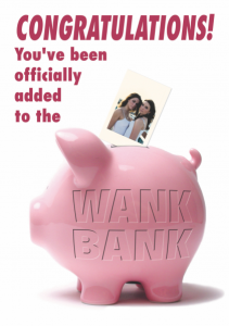 Wank bank