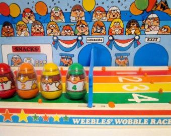 Weebles Wobble