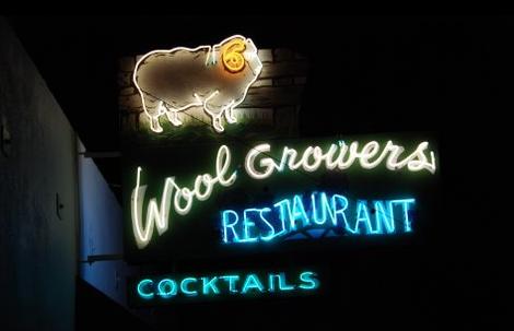 Woolgrowers Neon