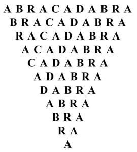 abracadabra-acrostic