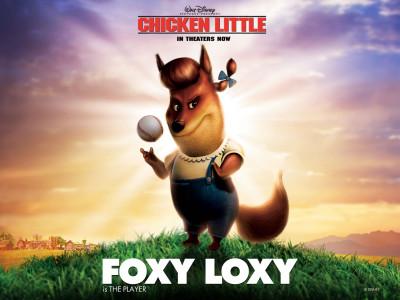 foxy-loxy