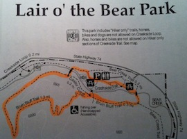 lair-o-the-bear-park-map