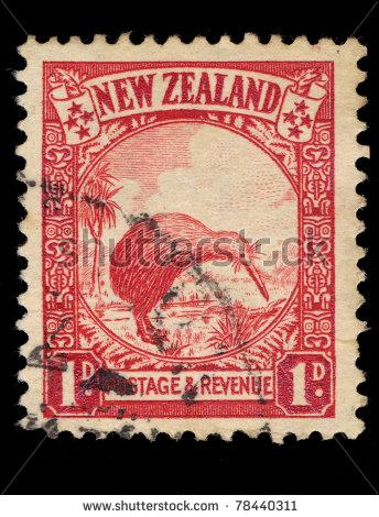 stock-photo-new-zealand-circa-a-stamp-printed-in-new-zealand-shows-kiwi-bird-circa-78440311