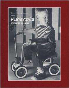 tyke bike