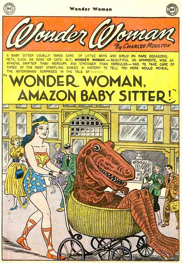 wonder-woman-with-a-dinosaur