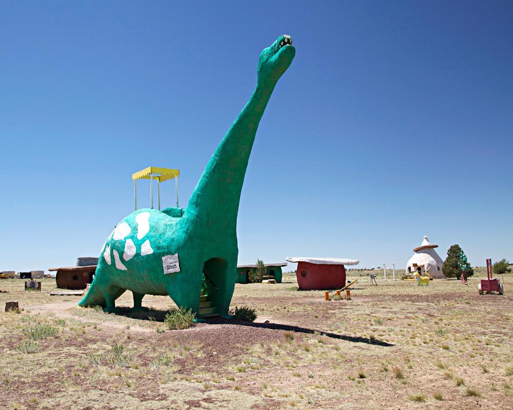 Bedrock-dinosaur