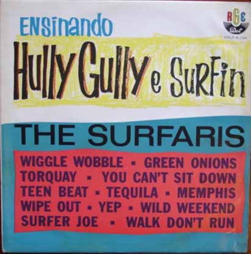 Surfaris-Ensinando