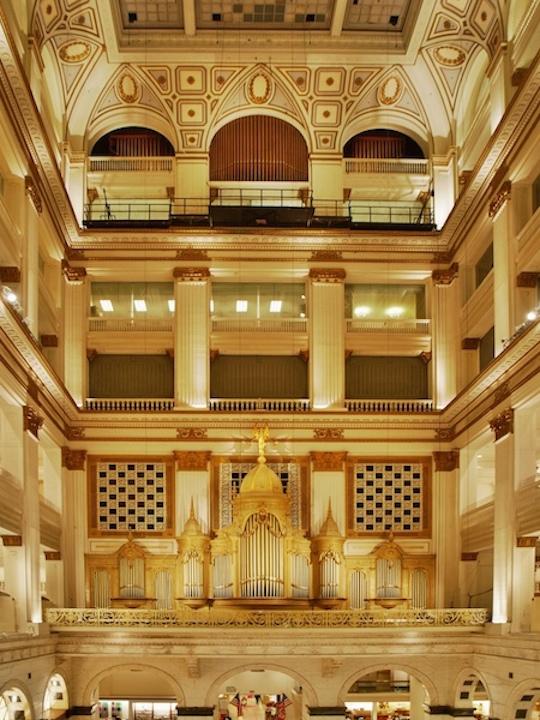 Wanamker's Organ