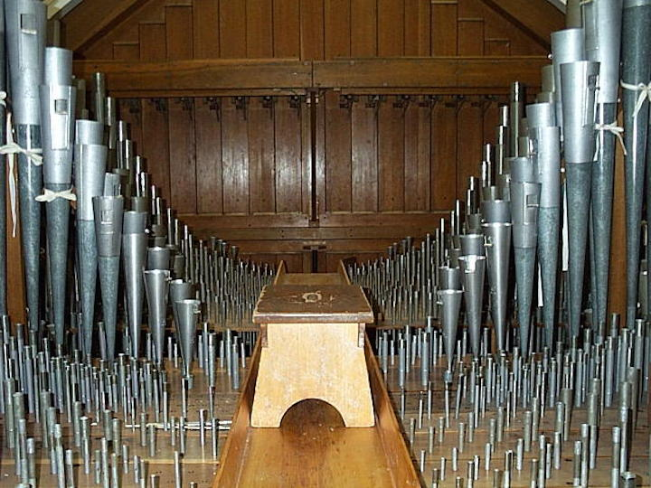 Wanamaker's Organ, ethereal division