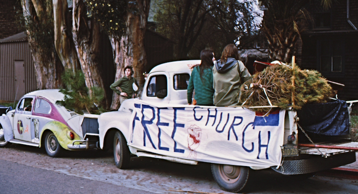 People's Park, Ma 1969