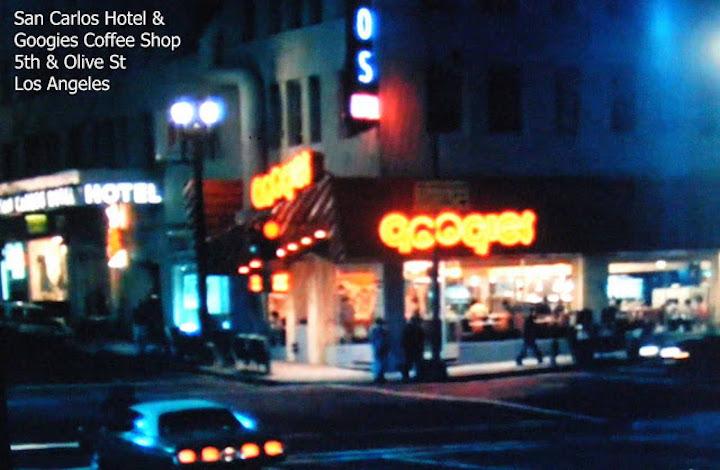 Googie's Night