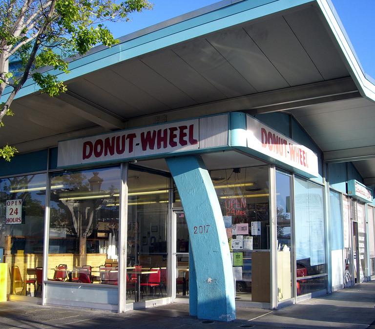 Livermore Donut wheel