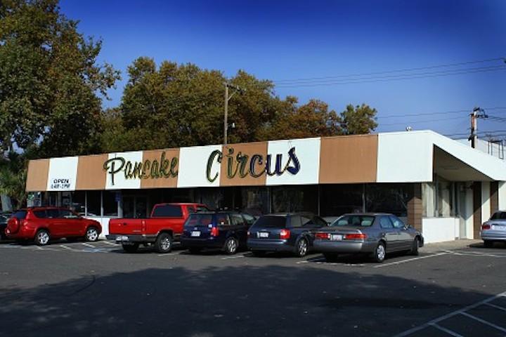 Pancake Circus Sacramento