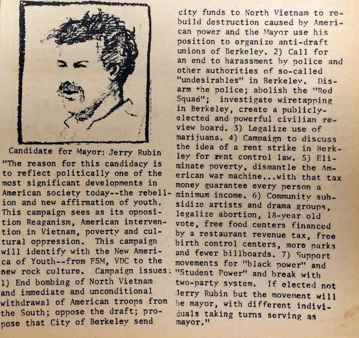 Berkeley Citizen, February 24, 1967