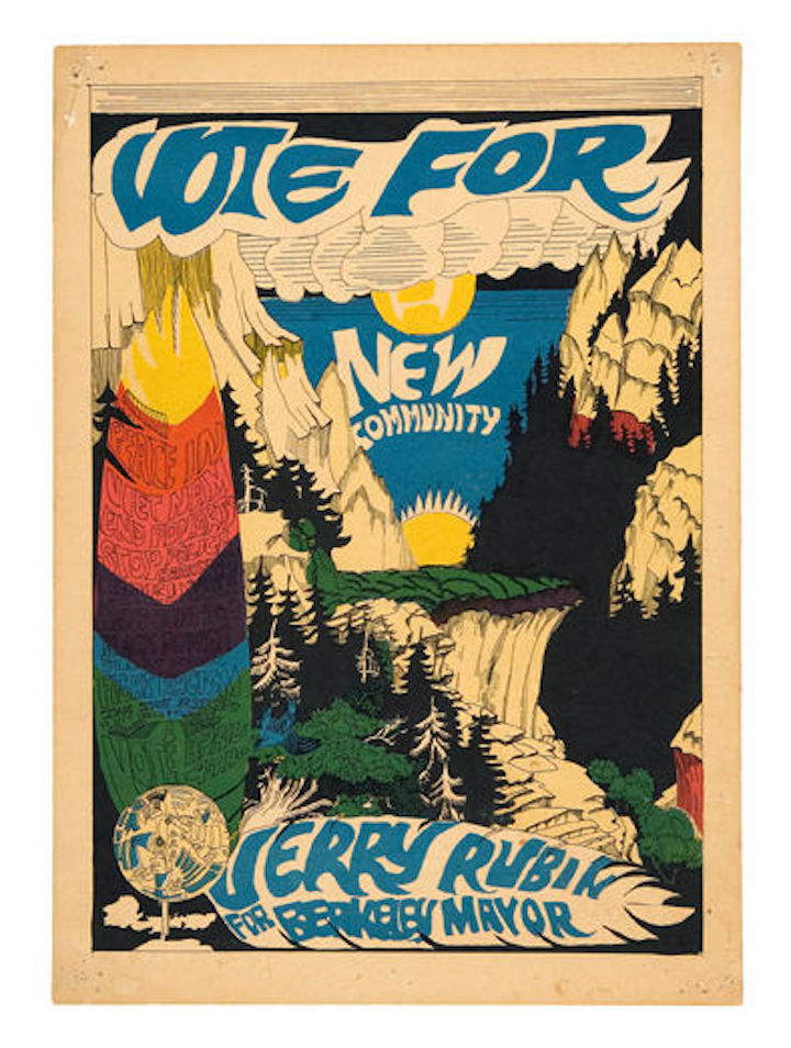 Rubin Color Poster