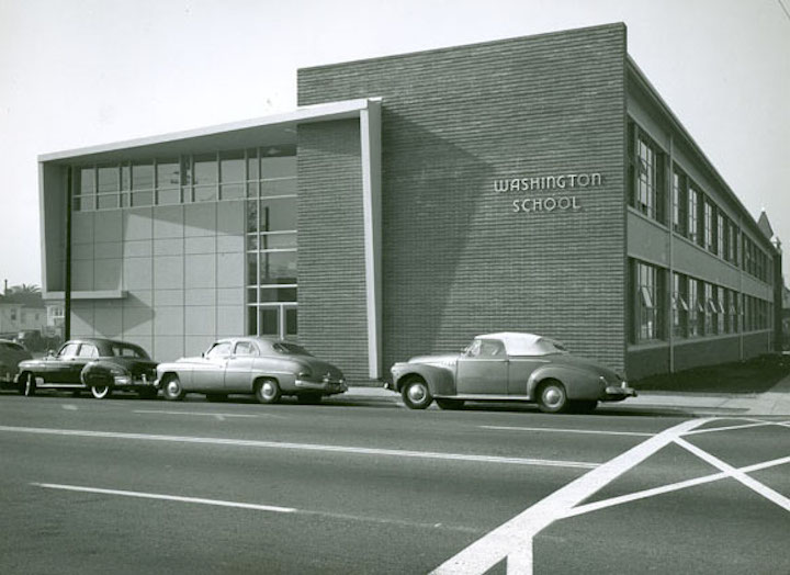 Washington School, 2300 Martin Luther King Way