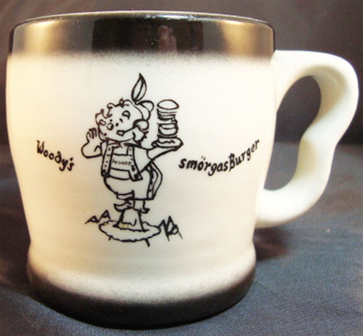 Woody's Coffee Mug