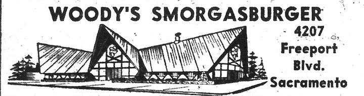 Woody's Sacramento Drawing