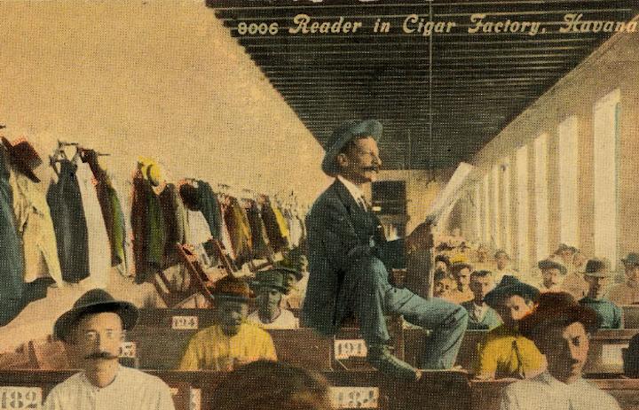 Cigar-Factory-Reader