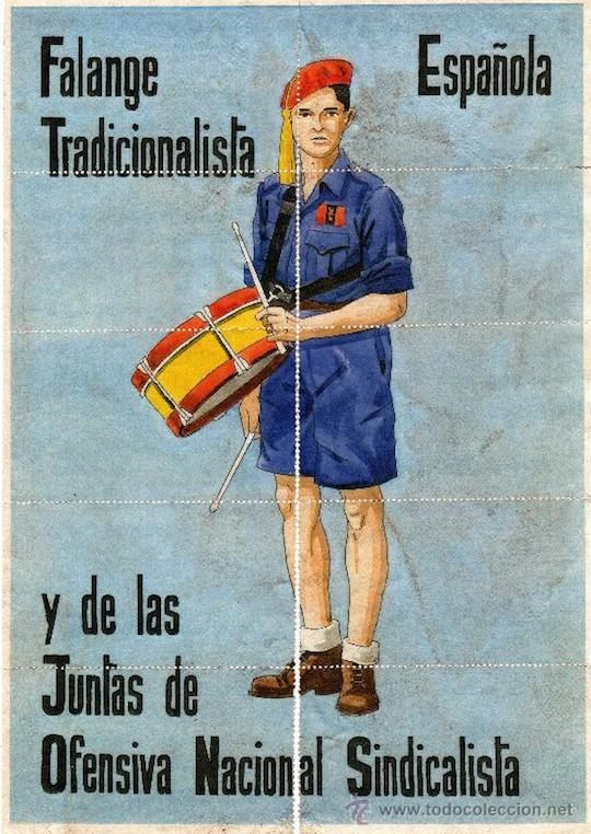 Spain (Falange Frente de Juventudes)