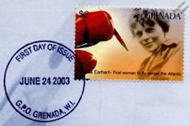 First Day Grenada