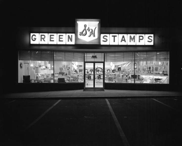 Green Stamps Store