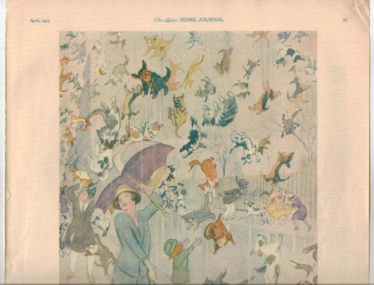 Ladies HOme Journal 1925