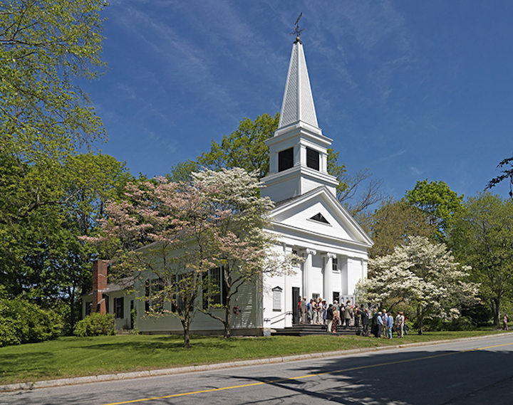 First Parish in Lincoln, Lincoln, MA