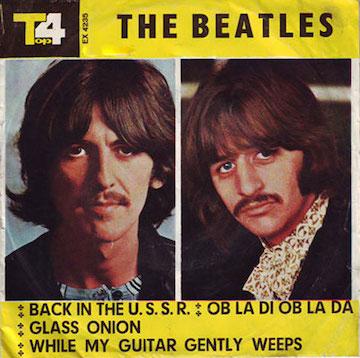 Plane Beatles 1