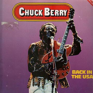 Plane Chuck Berry
