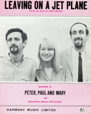 Plane Peter Mary mary 2