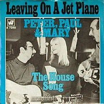 Plane Peter Paul Mary 1