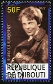 Stamp Dibouti