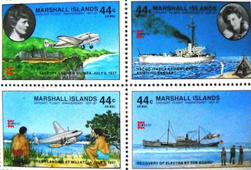 Stamp Marshall Islands