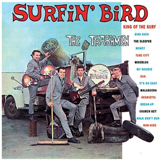 Surfin Bird 1