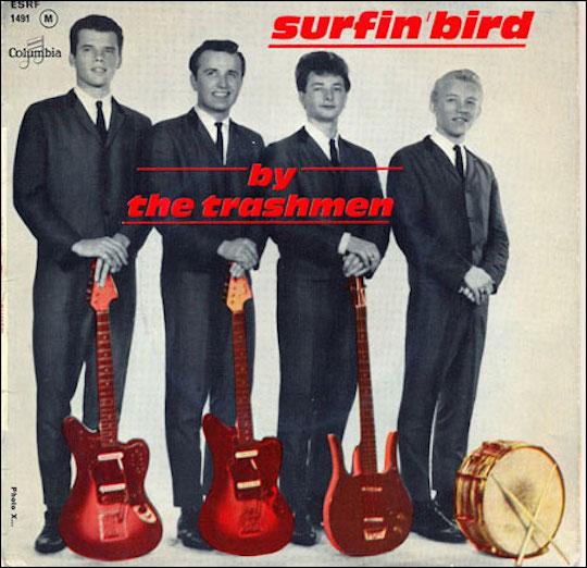 Surfin Bird 4