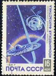 sputnik-postage