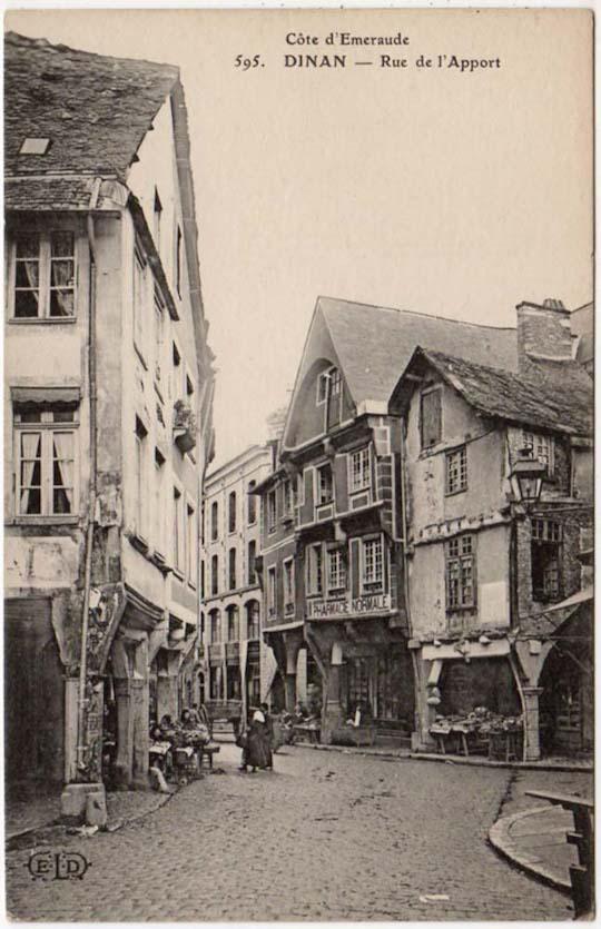 Dinan Postcard 2
