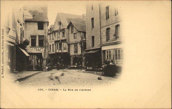 Dinan Postcard 5