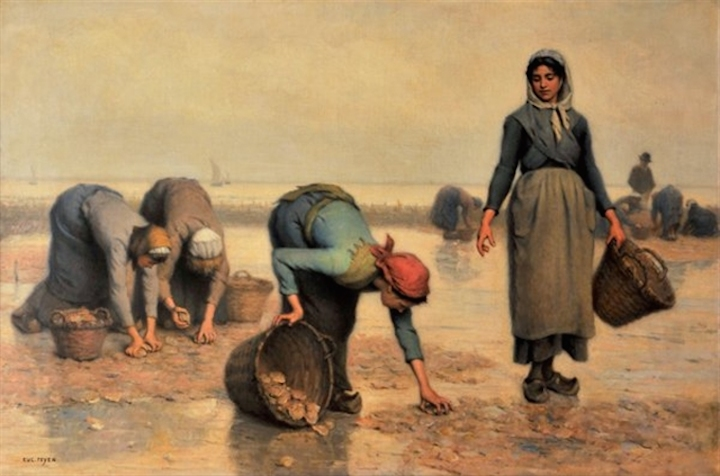 Feyen Oysters
