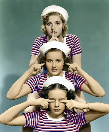 Women sailors