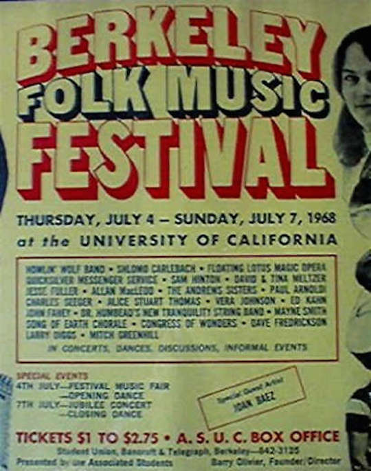 1968 Poster