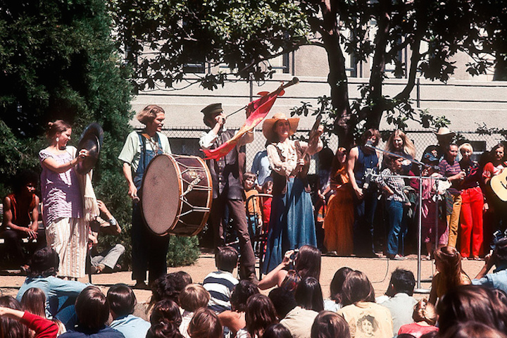 Berkeley Folk Festival - July 1970