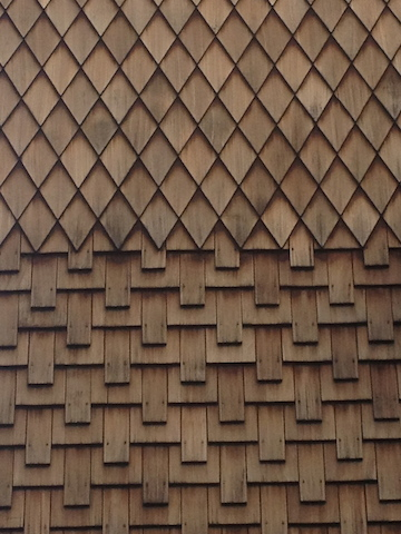 Quirky Berkeley Shingles