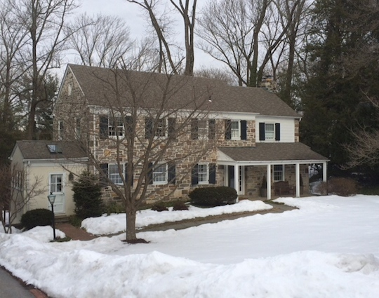 505 Old Gulph Road, Bryn Mawr (March 2014)