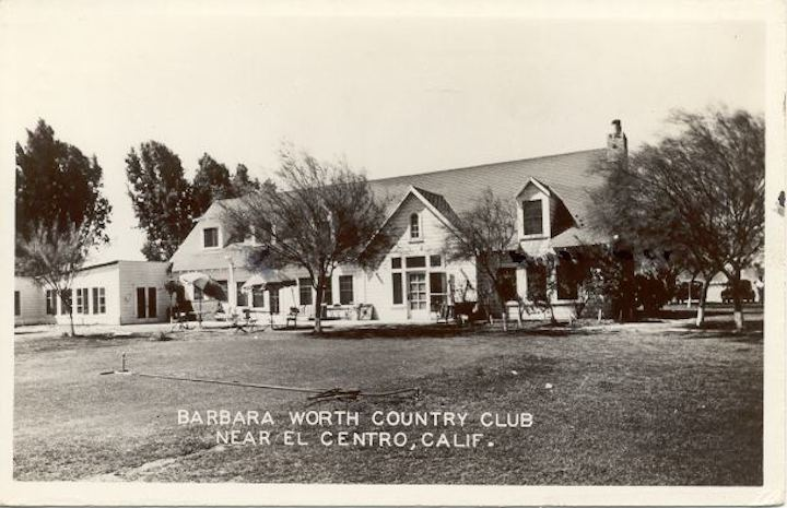 Barbara Worth Country Club Holtville