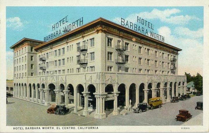 Barbara Worth Hotel 1
