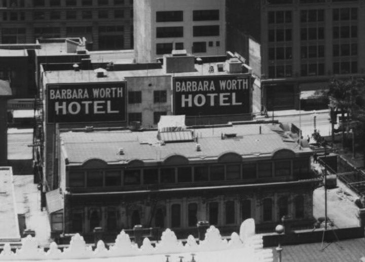 Barbara Worth Hotel San Diego