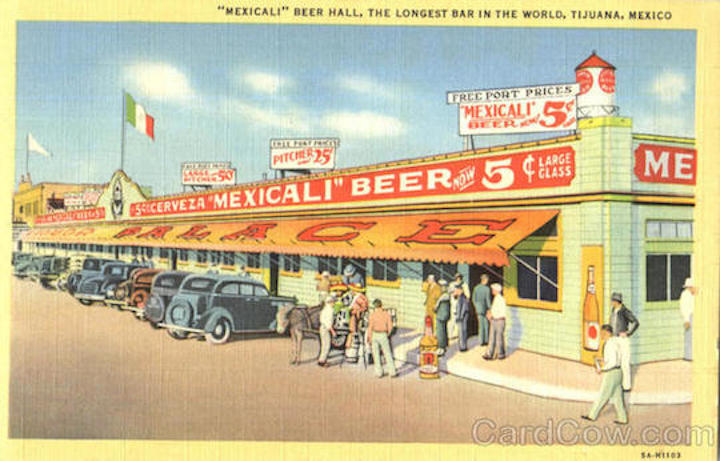 Mexicali Beer Hall