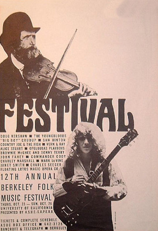 Berkeley Folk 1969-5